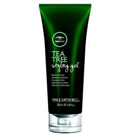 Paul Mitchell Tea Tree Styling Gel - Teafaolajos hajformázó gél
