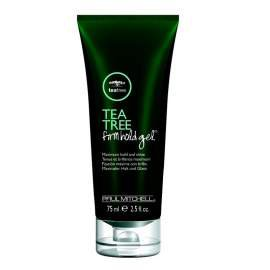 Erős hajzselé férfiaknak- Paul Mtchell Tea Tree Firm Hold Gel