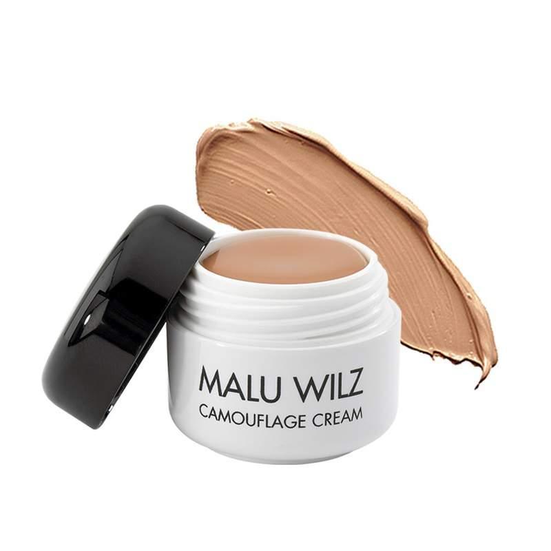 Speciális összetételű krém bőrhibákra - Nr.05 - Malu Wilz Camouflage Cream