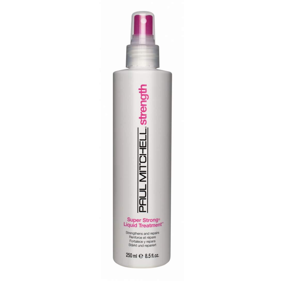 Hajszerkezet erősítő spray - Paul Mitchell Super Strong Liquid Treatment