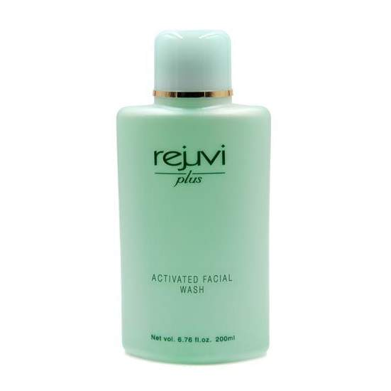 Habzó arclemosó zsíros, pattanásos bőrre - Rejuvi Activated Facial Wash