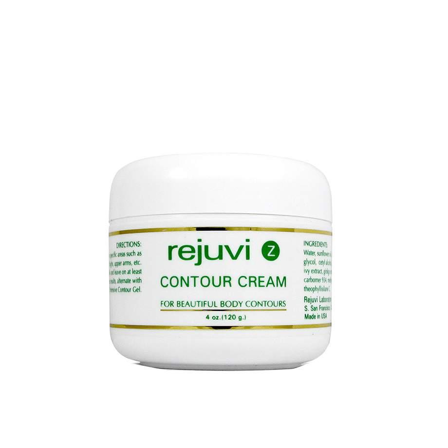 Áttörő zsírégető hatású, bőrfeszesítő krém - Rejuvi Contour Cream