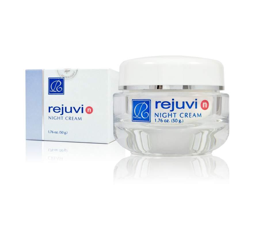 Tápláló éjszakai hidratáló krém normál bőrre - Rejuvi Night Cream