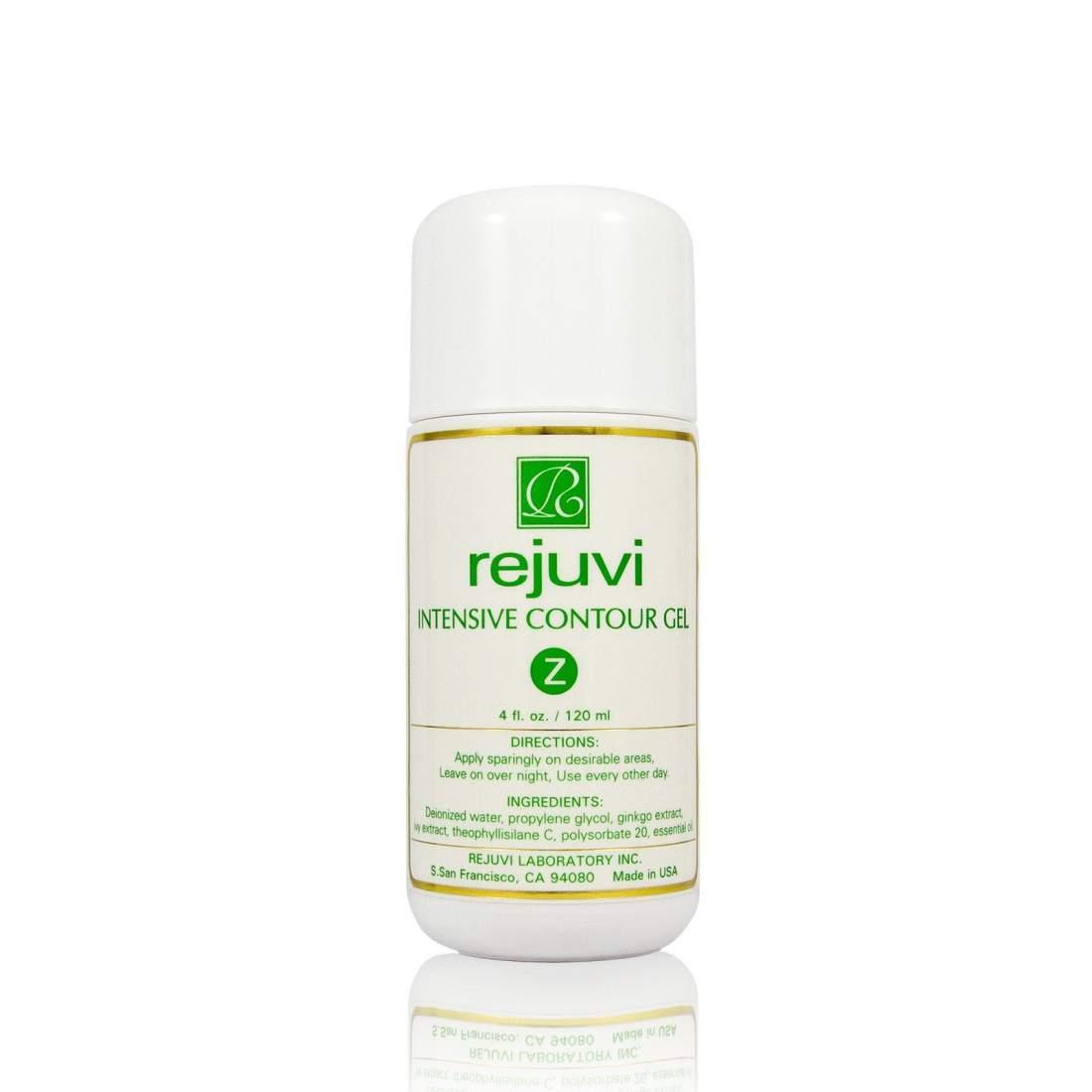 Erős, jól felszívódó zsírégető gél - Rejuvi Intensive Contour Gel