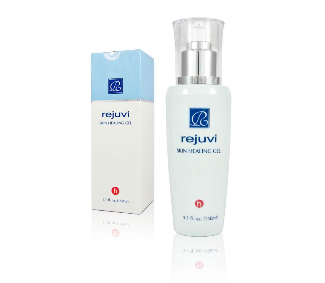Bőrnyugtató gél 98% aloe vera gél tartalommal - Rejuvi Skin Healing Gel