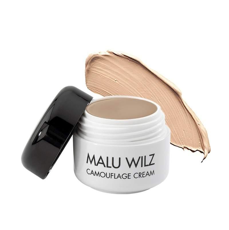 Speciális összetételű krém bőrhibákra - Nr.09 - Malu Wilz Camouflage Cream