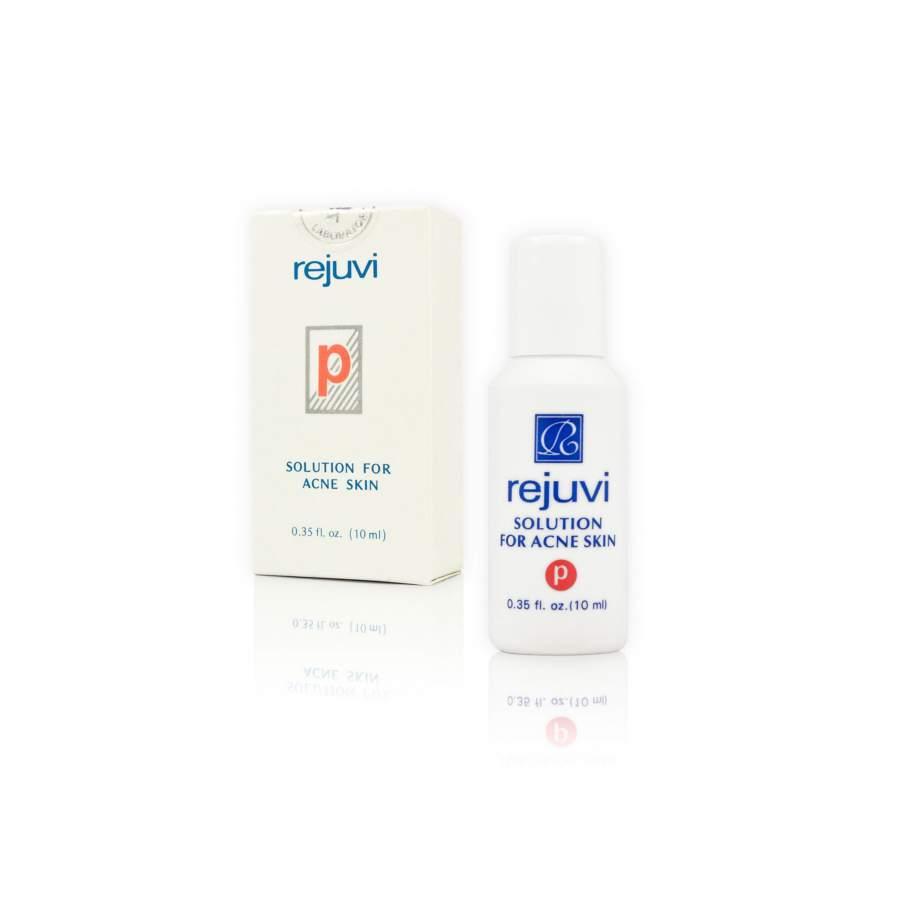 Gyors hatású akné, pattanás kezelő oldat - Rejuvi Solution For Acne Skin