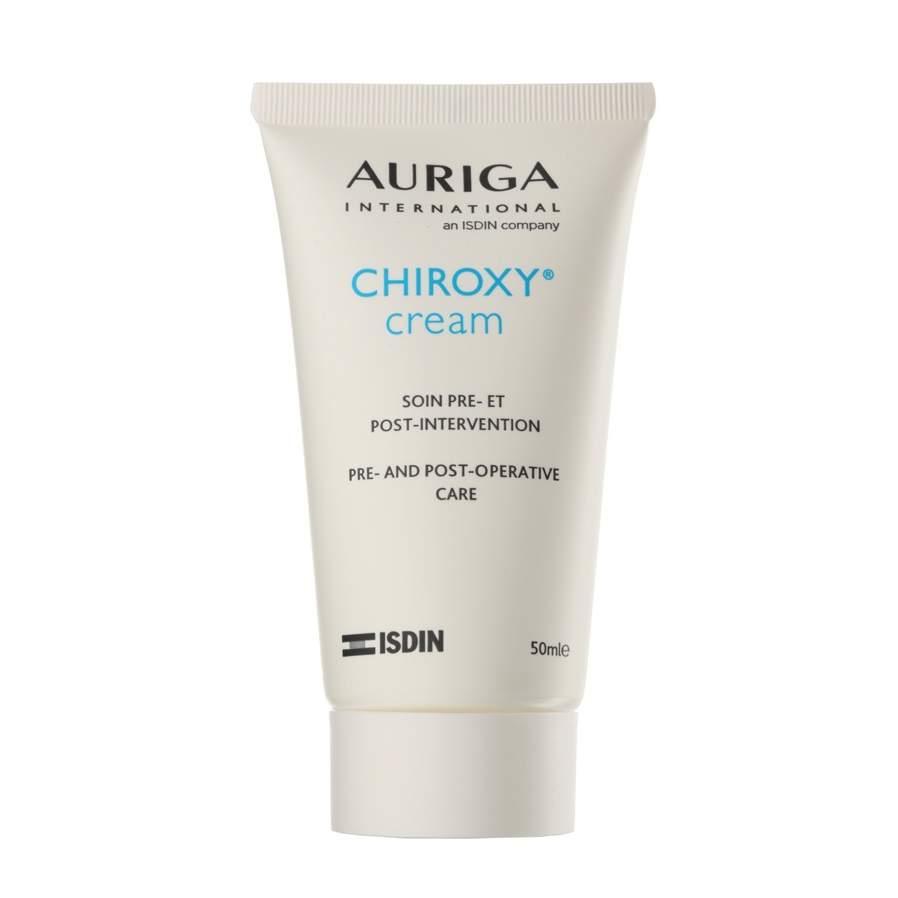 Sebészeti beavatkozás előtti és utáni bőrápoló krém - Auriga Chiroxy Cream