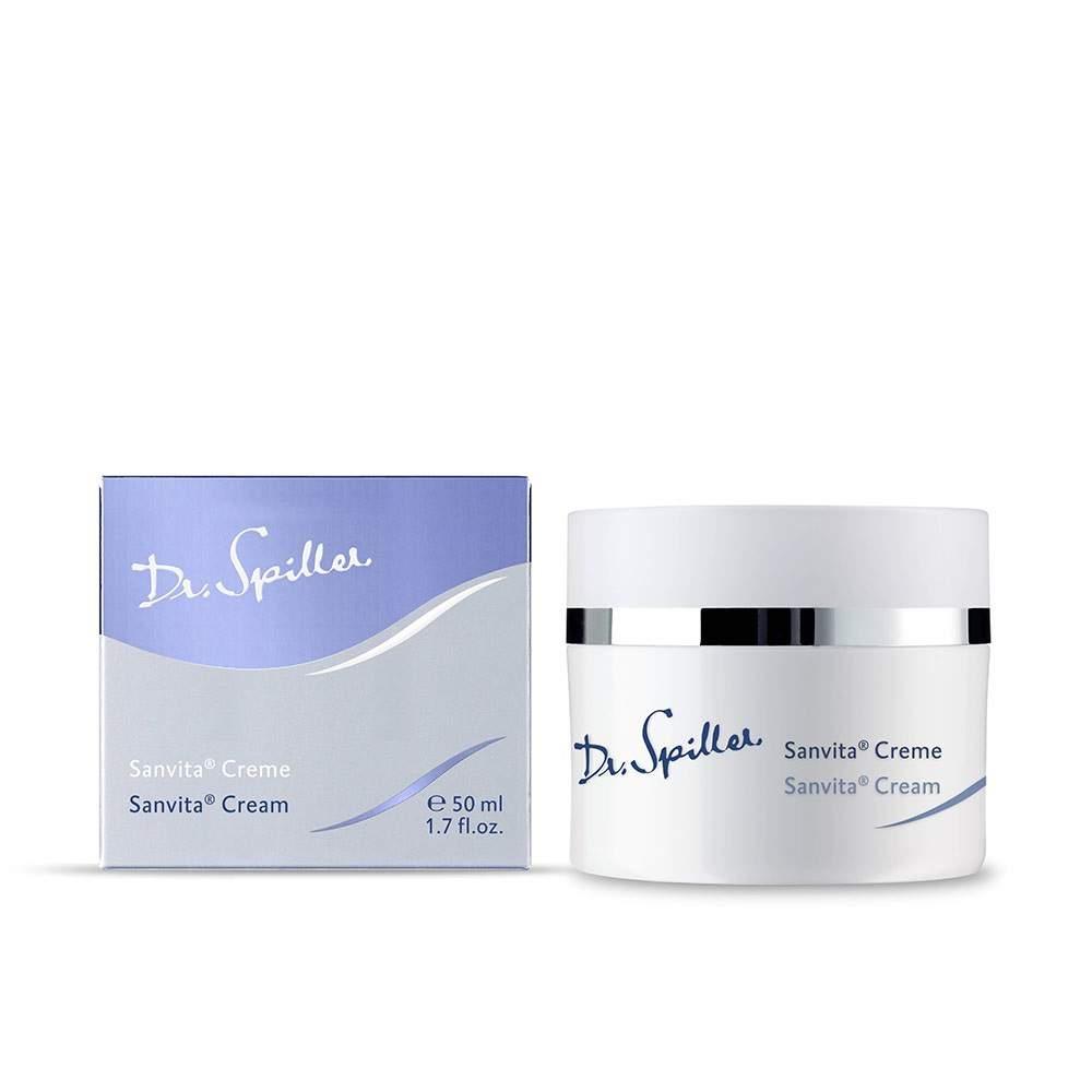 24 órás Sanvita hidratáló krém érzékeny bőrre - Dr. Spiller Sanvita Cream