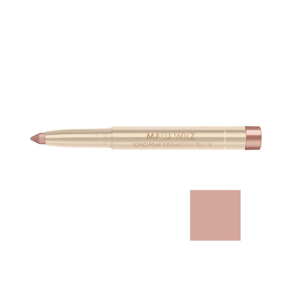 Extrém tartós szemhéjszínező ceruza Nr.12 - Malu Wilz Longwear Eyeshadow Pe