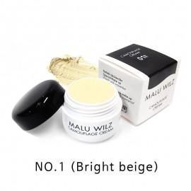 Speciális összetételű krém bőrhibákra - Nr.01- Malu Wilz Camouflage Cream
