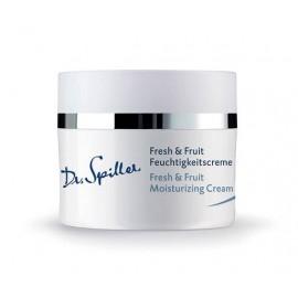 Hidratáló, frissítő hidratáló krém - Dr.Spiller Fresh & Fruit® Moisturizer