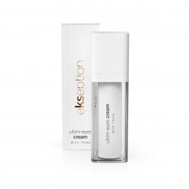Szemkörnyék ápoló krém Lactobin savval - eKSeption Ultim-eyes Cream