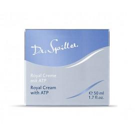 Tápláló royal krém ATP-vel - Dr.Spiller Royal Creme mit ATP