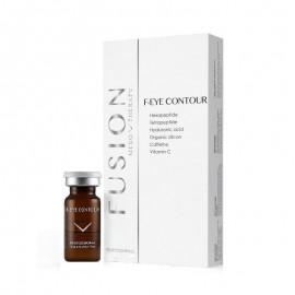 Szemkörnyék feszesítő koktél 10ml 1db - Fusion Mesotherapy F-Eye Contour
