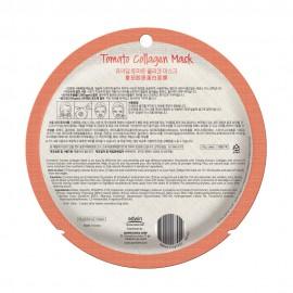 Paradicsom regeneráló fátyolmaszk -PureDerm Tomato Collagen Mask