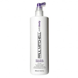 Hajtömegnövelő hajtőemelő spray 500 ml-Paul Mitchell Extra Body Daily Boost