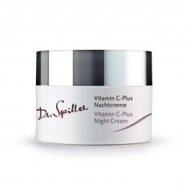 C-vitamin tartalmú lágy éjszakai krém-Dr.Spiller Vitamin C Plus Night Cream