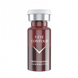 Szemkörnyék feszesítő koktél 10ml 5db - Fusion Mesotherapy F-Eye Contour