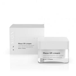 Lifting hatású bőrfeltöltő injekció hatású arckrém MINTA - Fusion Meso Meso Lift Cream