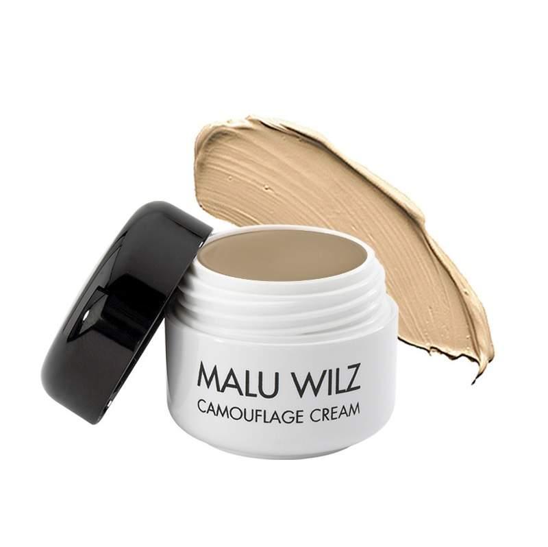 Speciális összetételű krém bőrhibákra - Nr.04- Malu Wilz Camouflage Cream