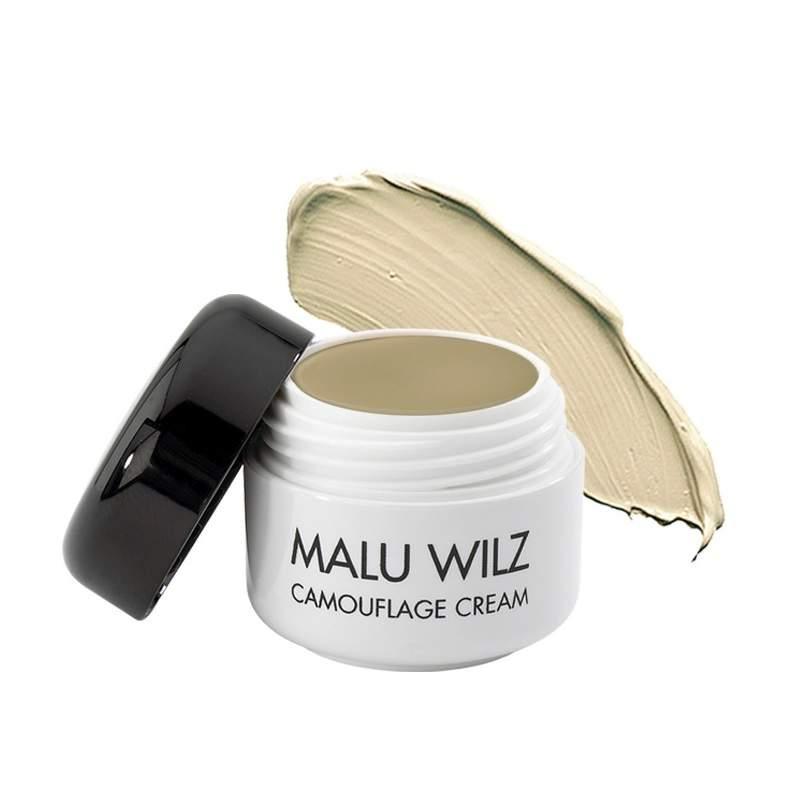 Speciális összetételű krém bőrhibákra - Nr.12- Malu Wilz Camouflage Cream