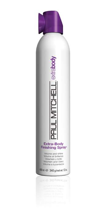 Hajtömegnövelő hajlakk - Paul Mitchell Extra-Body Finishing Spray