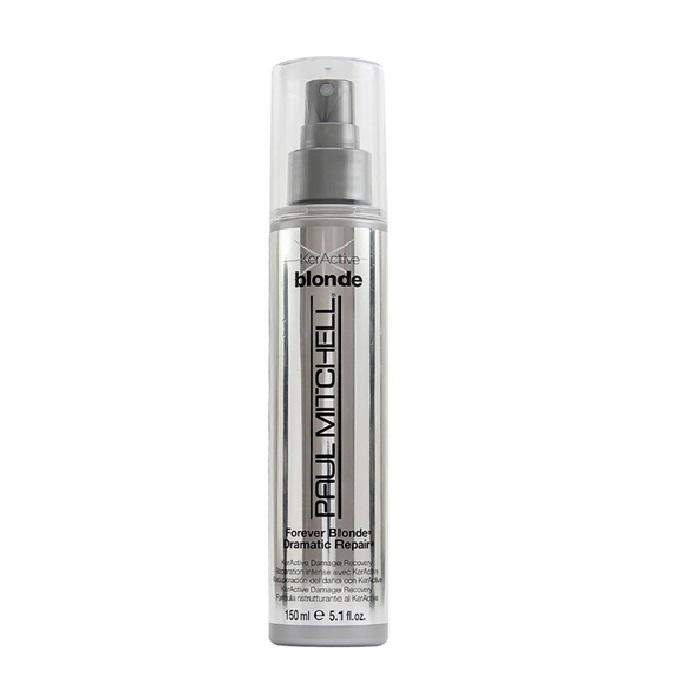 Regeneráló spray szőke hajra - Paul Mitchell Forever BLONDE DRAMATIC REPAIR