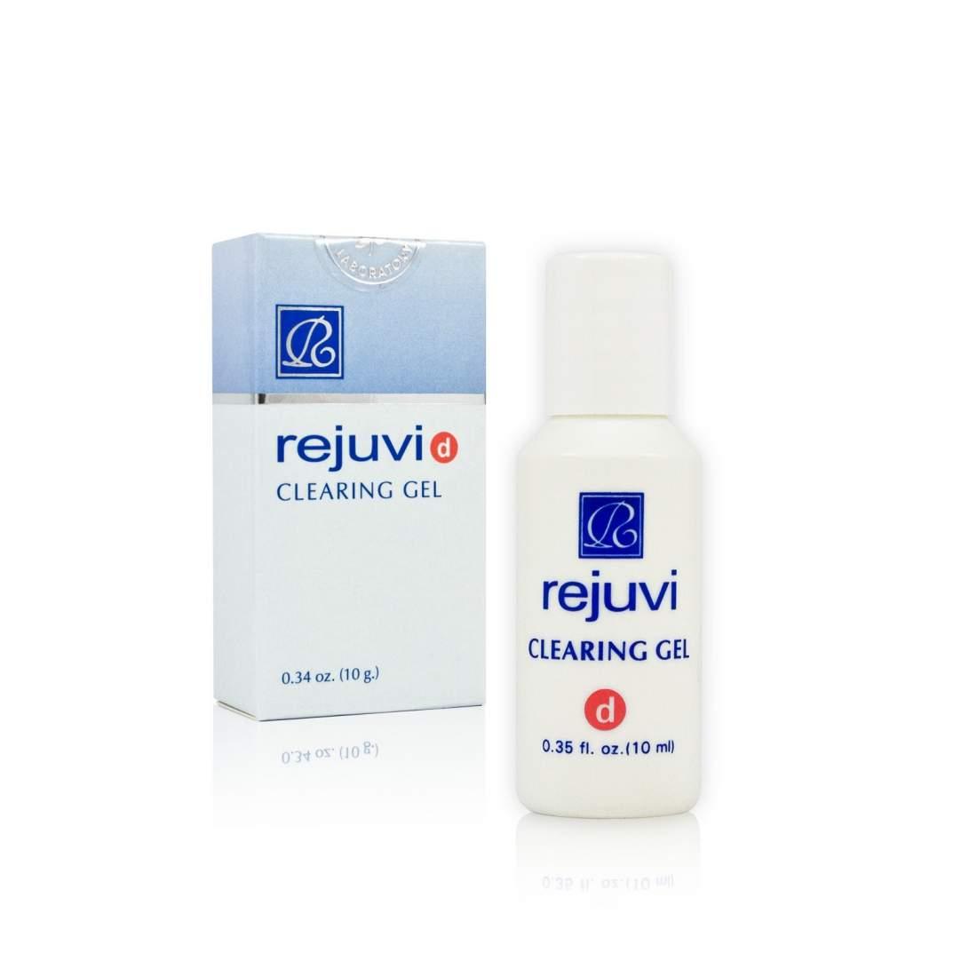 Hatásos célzott pigment és öregségifolt eltávolítás - Rejuvi Clearing Gel