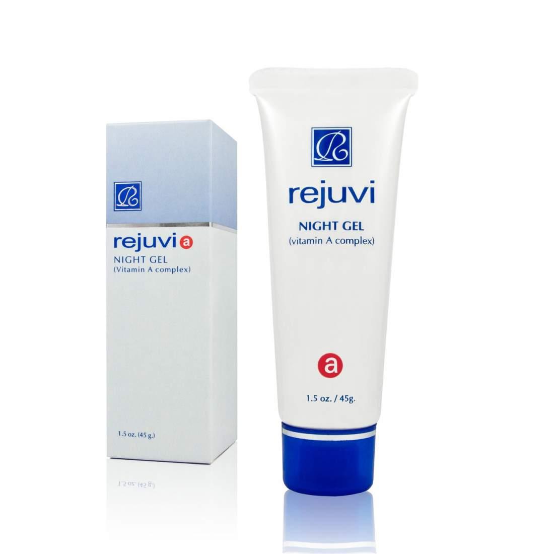 Ránctalanító, sejtmegújító A-vitamin complex krém-gél - Rejuvi Night Gel