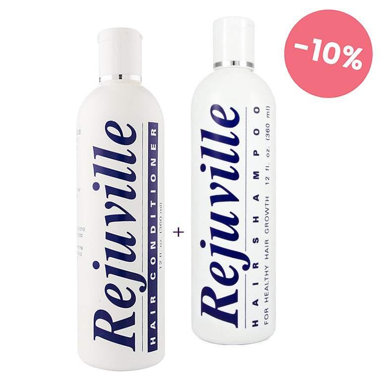 Hajnövekedést serkentő sampon és kondícionáló-Hair Shampoo&Conditioner