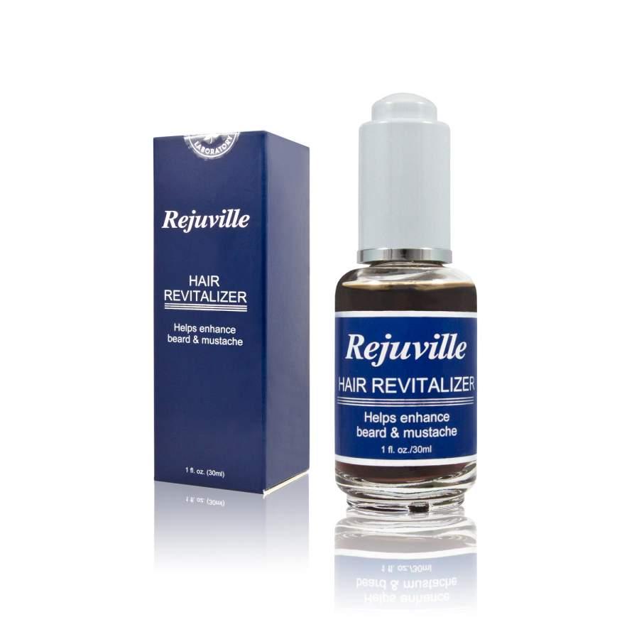 Bajusz és testszőrzet növelő és erősítő tonic - Rejuville Hair Revitalizer
