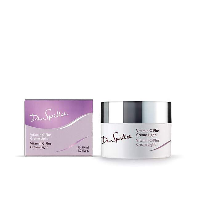 C-vitaminos nappali krém - Dr.Spiller Vitamin C Plus Light Day Cream