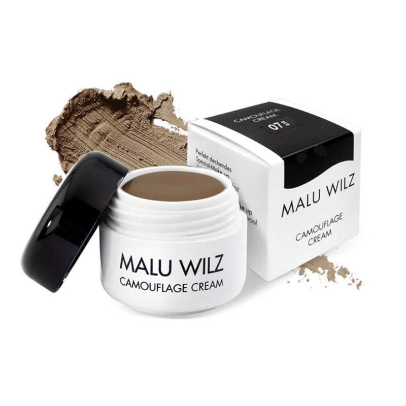 Speciális összetételű krém bőrhibákra - Nr.07. - Malu Wilz Camouflage krém