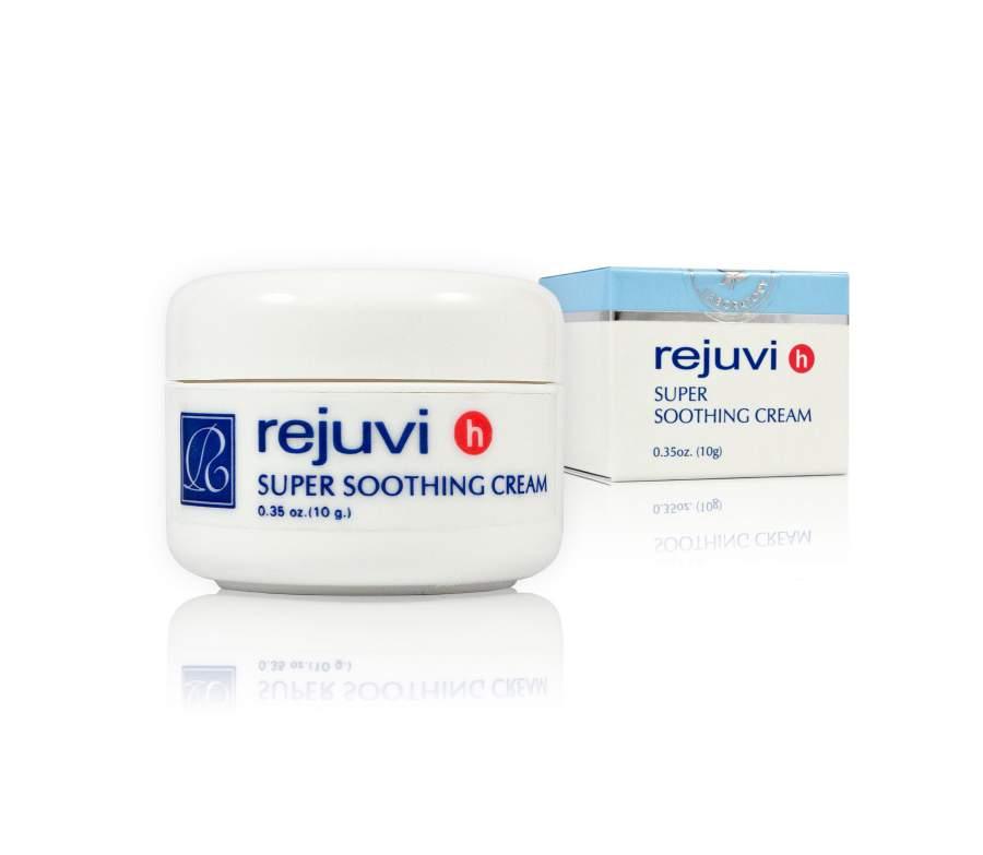 Sebkezelő krém igénybevett, száraz bőrre -Rejuvi Super Soothing Cream