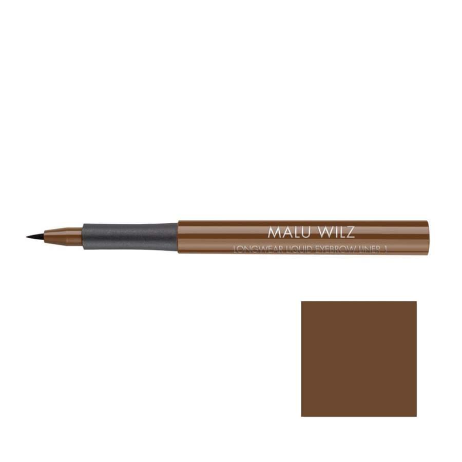 Tartós filces szemöldök ceruza Nr.01-Malu Wilz Longwear Liquid Eyebrow Line