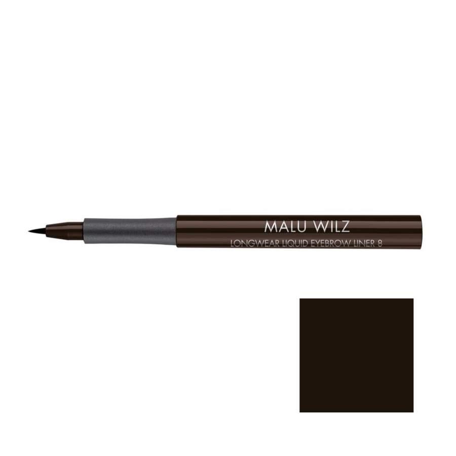 Tartós filces szemöldök ceruza Nr.08-Malu Wilz Longwear Liquid Eyebrow Line