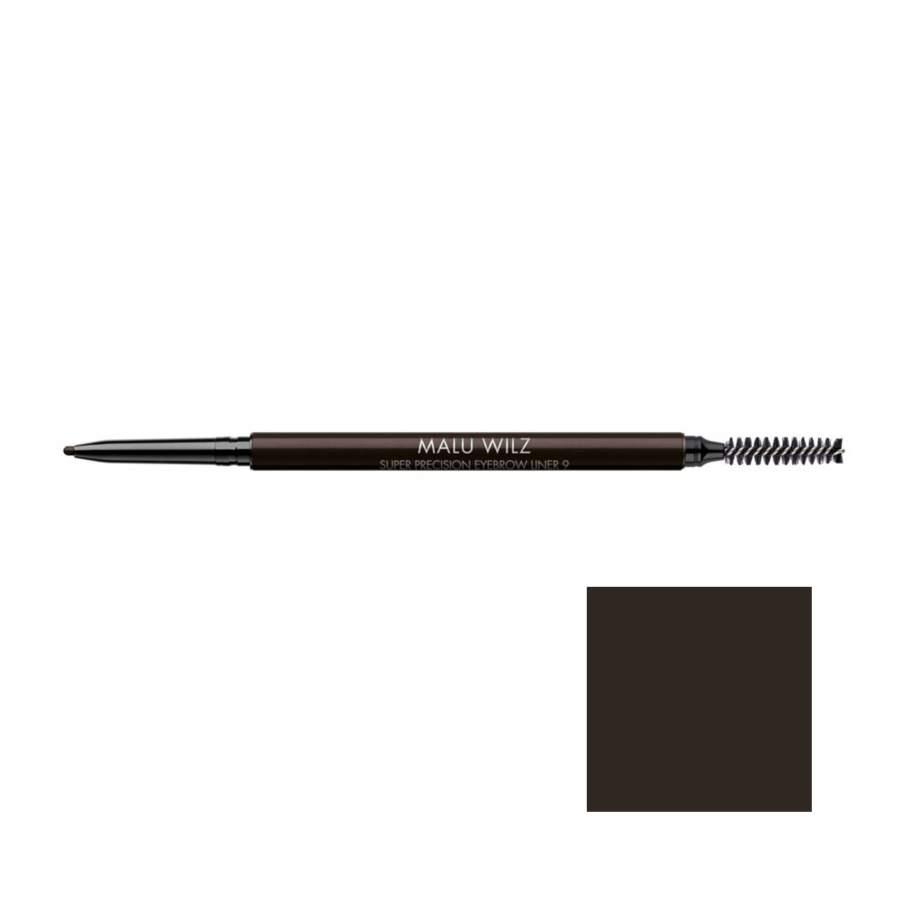Kétvégű csavaros szemöldök ceruzaNr.09.- Malu Wilz Super Precision Eyebrow