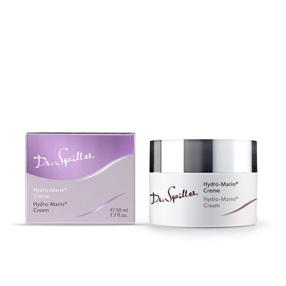 Tengeri hatóanyagot tartalmazó krém érett bőrre-Dr.Spiller HydroMarin Cream