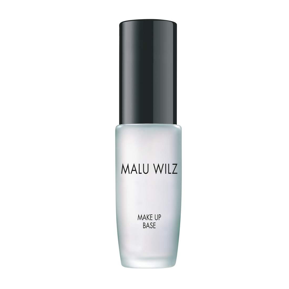 Átlátszó, könnyű gél állagú sminkalapozó - Malu Wilz Make up Base