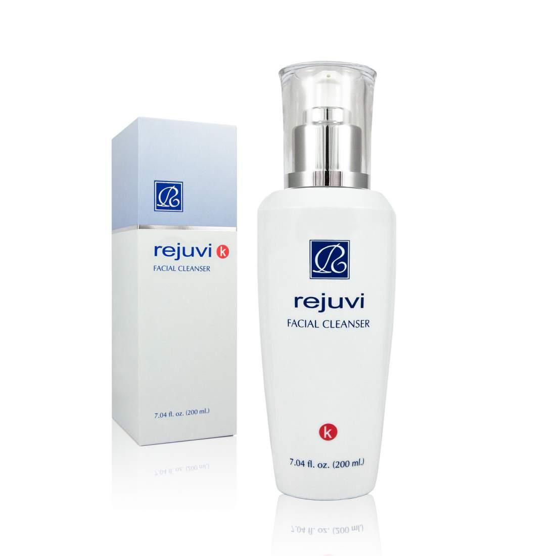Habzó tisztító gél normál vagy kombinált bőrre - Rejuvi Facial Cleanser