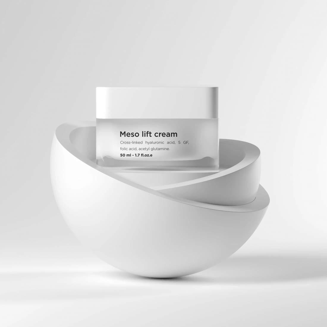 Azonnali, feszesítő botox hatású arckrém - Fusion Meso Lift Cream
