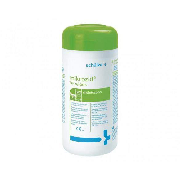 Törlőkendők berendezési tárgyak fertőtlenítésére-Mikrozid AF Wipes