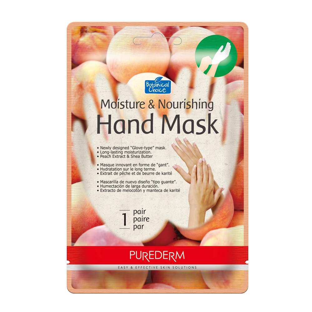Egyszer használatos hidratáló kézmaszk-PureDerm Hand Mask