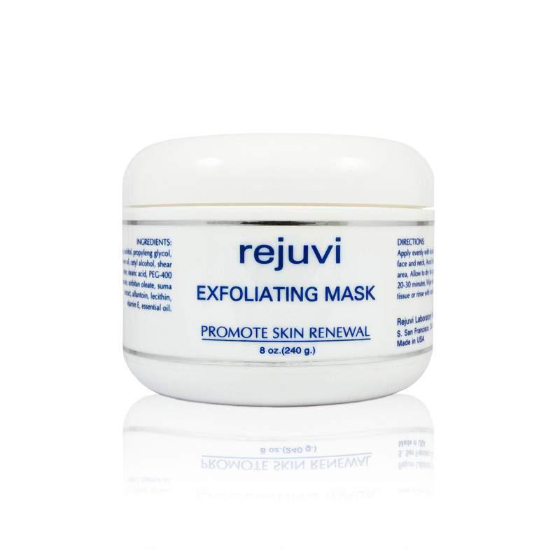 Radírozó, bőrmegújító, hámlasztó maszk 240 g - Rejuvi Exfoliating Mask