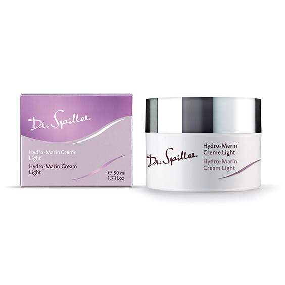 Tengeri hatóanyagos light krém érett bőrre-Dr.Spiller Hydro Marin Cream Lig