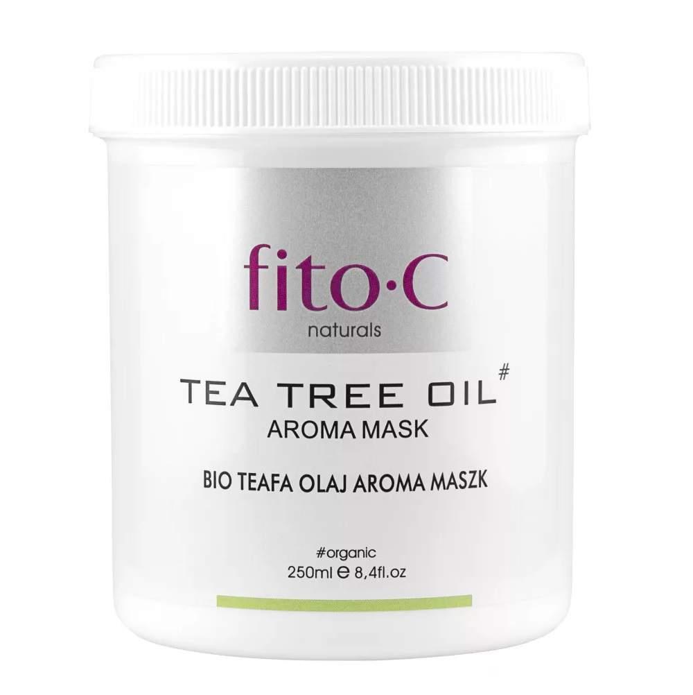Bio Teafa aroma maszk, 250ml - fito.C Tea Tree Oil Mask