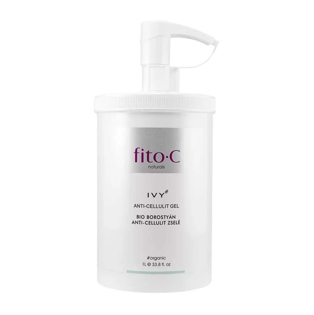 Bio Borostyán Anti-cellulit zselé 1000 ml - fito.C - Ivy Anti-cellulit Gel