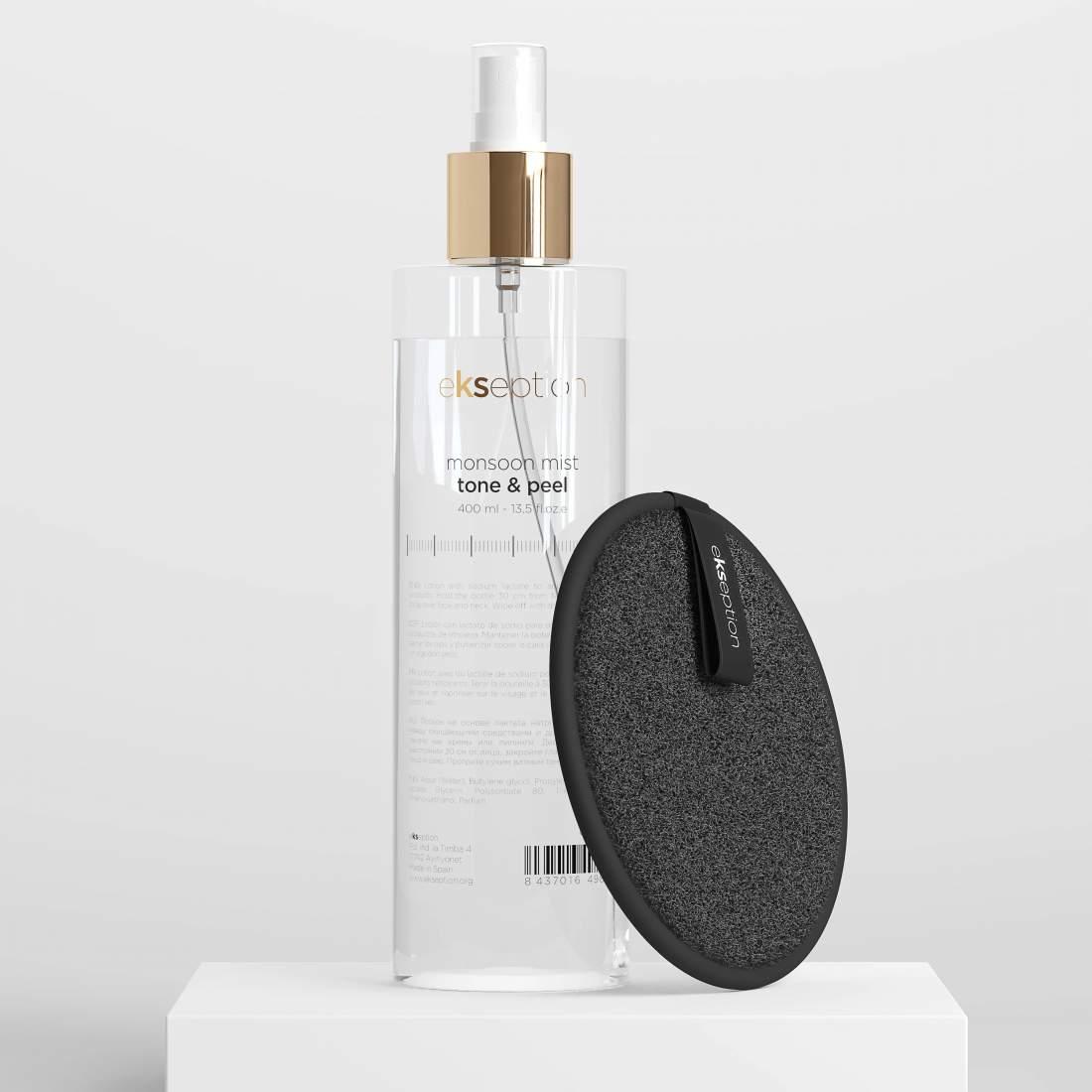 Frissítő hidratáló hatású arcpermet 250 ml-eKSeption Monsoon Mist tone&peel