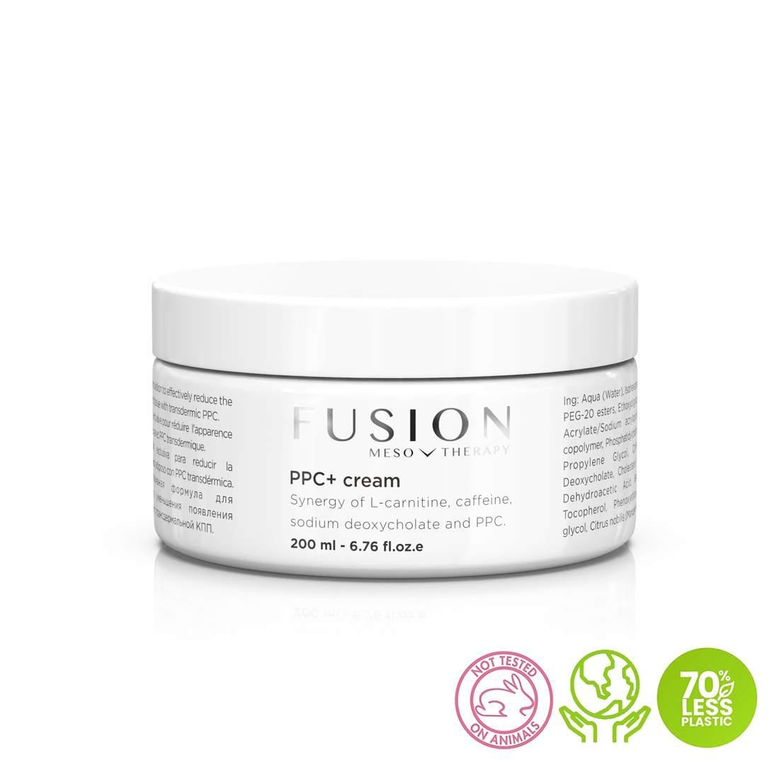 Egyedülálló zsírégető hatású, cellulit elleni krém - FusionMeso PPC+ Cream
